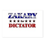 ZAKARY for dictator Postcards (Package of 8)