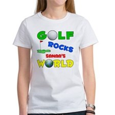 Golf Rocks Sanaa's World - Tee