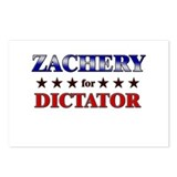 ZACHERY for dictator Postcards (Package of 8)