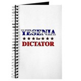 YESENIA for dictator Journal