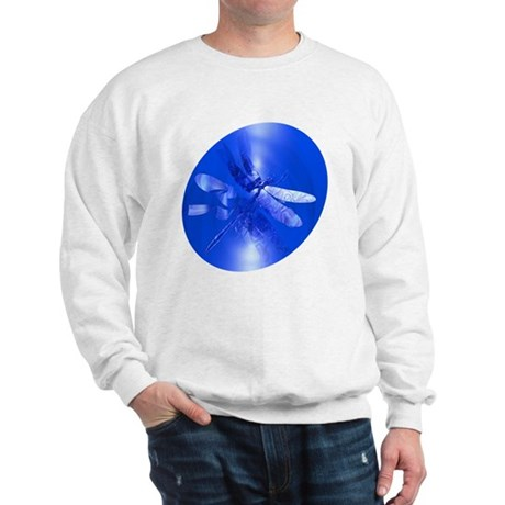 Blue Dragonfly Sweatshirt