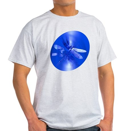 Blue Dragonfly Light T-Shirt
