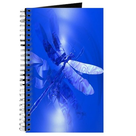 Blue Dragonfly Journal