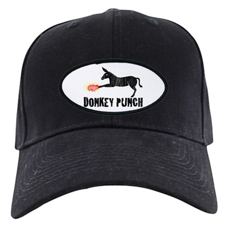 Donkey Punch Black Cap