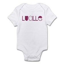 Lucille Infant Bodysuit
