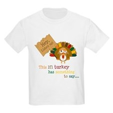 little turkey brother T-Shirt
