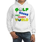 Golf Rocks Yazmin's World - Jumper Hoody