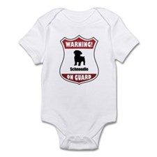 Schnoodle On Guard Infant Bodysuit