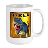 T-Rex 1 Ceramic Mugs