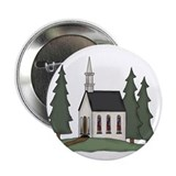 "Prim Church 2.25"" Button"