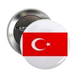 Turkey Turkish Blank Flag 2.25