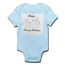 Fencing Holiday Onesie