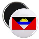 Antigua Barbuda Blank Flag 2.25