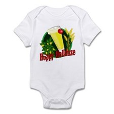 Holidaze Infant Bodysuit