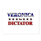 VERONICA for dictator Postcards (Package of 8)