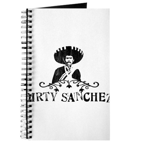 Dirty Sanchez Journal