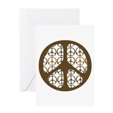 Peace Sign / Symbol Vintage Greeting Card