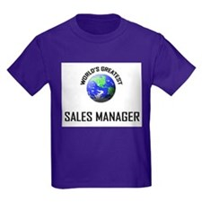 World's Greatest SALES MANAGER T
