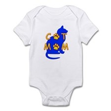 Cat Mom Infant Bodysuit