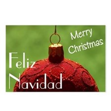 Spanish Christmas Postcards (Package of 8)
