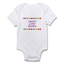 Daddy's Little Buddha Infant Bodysuit