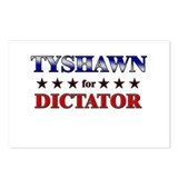TYSHAWN for dictator Postcards (Package of 8)