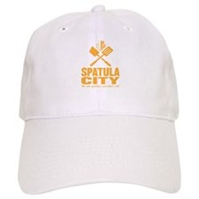 spatula city Baseball Cap