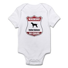 Spinone On Guard Infant Bodysuit