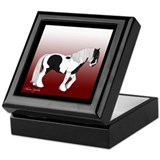 Gypsy Vanner Horse #9 Product Keepsake Box
