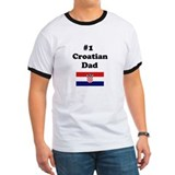 #1 Croatian Dad T