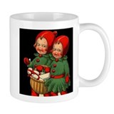 Christmas Holly Kids Mug
