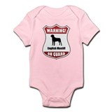 Mastiff On Guard Onesie
