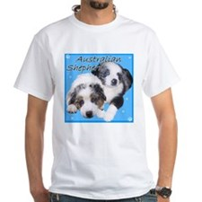 Blue Merle Aussie Pups Shirt