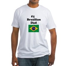 #1 Brazilian Dad Shirt