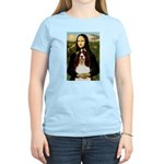Mona/ English Springer Women's Light T-Shirt