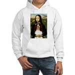 Mona/ English Springer Hooded Sweatshirt