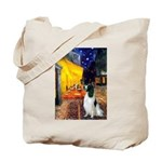 Cafe / Eng Springer Tote Bag