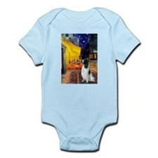 Cafe / Eng Springer Infant Bodysuit