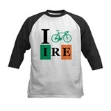 I Bike Ireland Tee