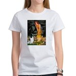 Fairies / Eng Springer Women's T-Shirt