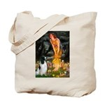 Fairies / Eng Springer Tote Bag