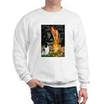 Fairies / Eng Springer Sweatshirt