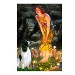 Fairies / Eng Springer Postcards (Package of 8)