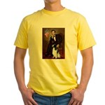 Lincoln / Eng Springer Yellow T-Shirt