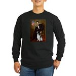 Lincoln / Eng Springer Long Sleeve Dark T-Shirt