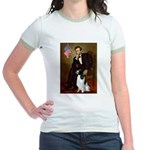 Lincoln / Eng Springer Jr. Ringer T-Shirt