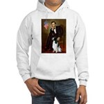 Lincoln / Eng Springer Hooded Sweatshirt