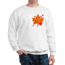 Blowing Leaves Sweatshirt