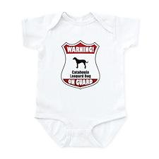 Catahoula On Guard Infant Bodysuit