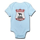 Catahoula On Guard Onesie